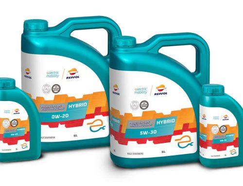 Repsol lança nova gama de lubrificantes HYBRID para automóveis
