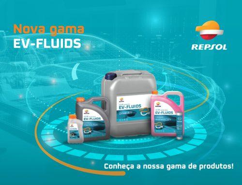 Repsol lança nova gama de produtos para veículos elétricos