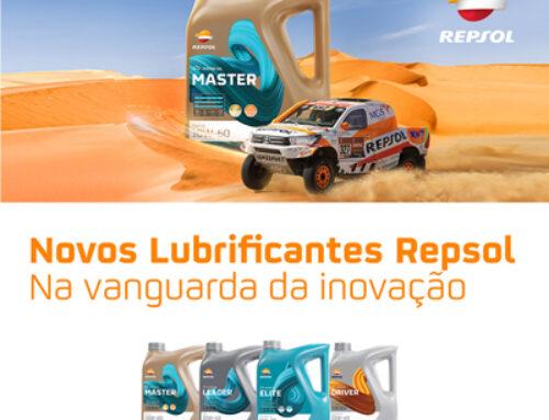 Nova gama de Lubrificantes Repsol – Na Vanguarda da Inovação!